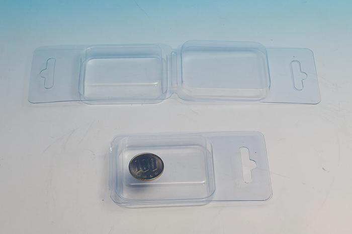 既製品 BLK0007 クラムシェル式ブリスターパック