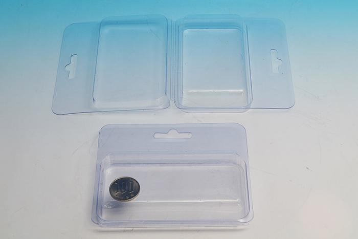 既製品 BLK0011 クラムシェル式ブリスターパック