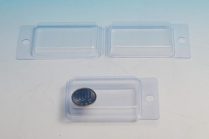 既製品 BLK0012 クラムシェル式ブリスターパック