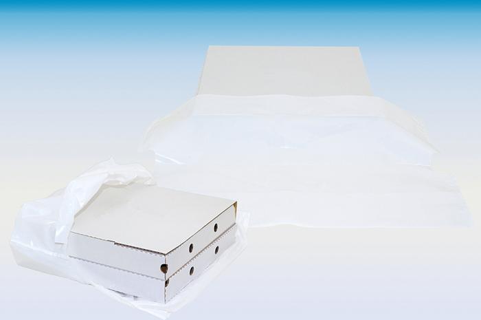 既製品 専用手提げ袋付き平型ピザケース小
