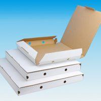 既製品 平型ピザケース