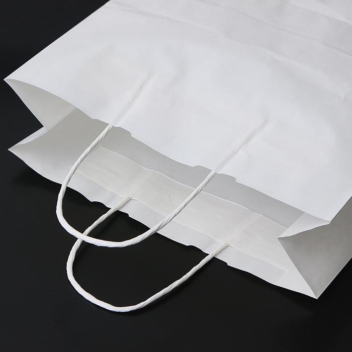 安価型手提げ袋 紙のよりヒモ