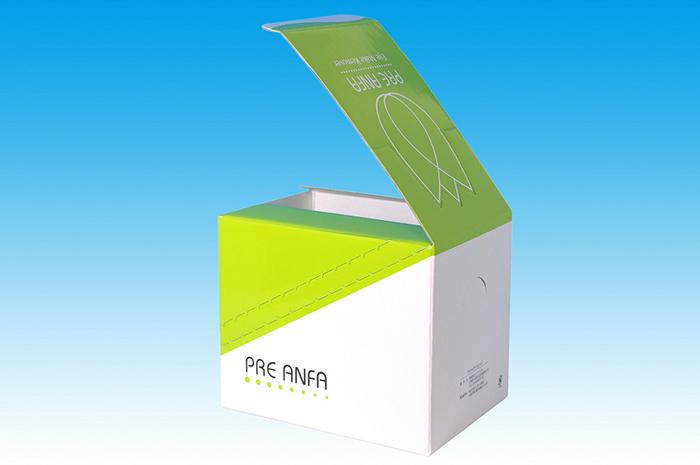 合紙箱 輸送時形状