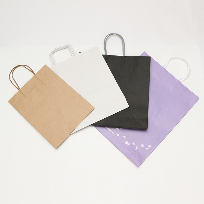手提げ袋 安価型手提げ袋(機械貼り)