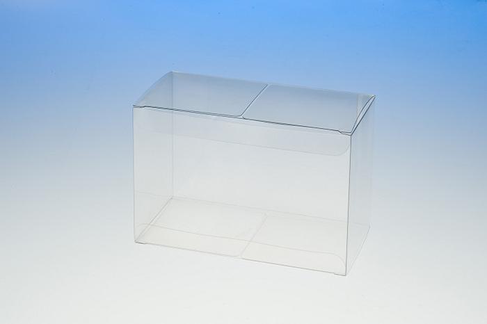 クリアケース キャラメル式 幅広型直方体状