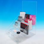 プラスチック製POP 置き型什器